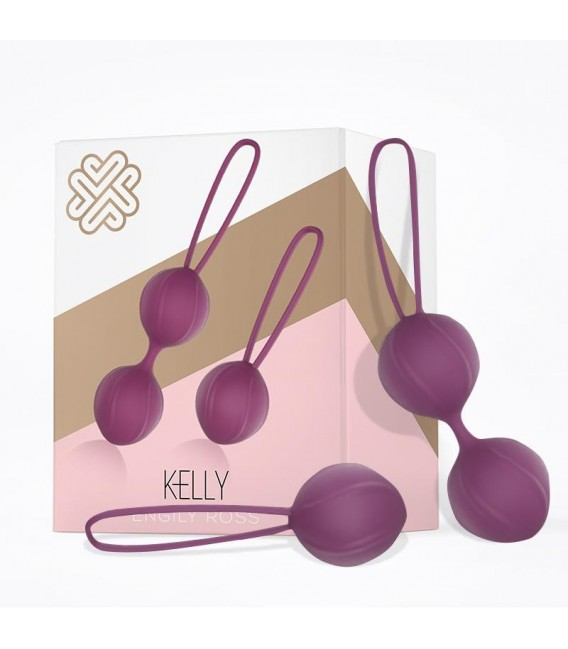 BOLAS CHINAS KELLY