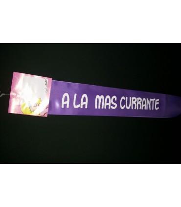 BANDA A LA MAS CURRANTE