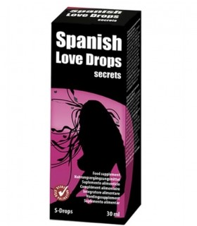 BEBIDA SPANISH LOVE DROPS