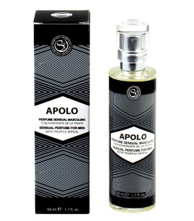 PERFUME APOLO CHICO 50ML SECRET