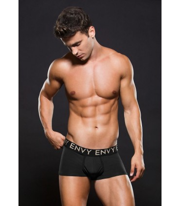 BOXER NEGRO LOW-RISE-TRUNK E044 ENVY