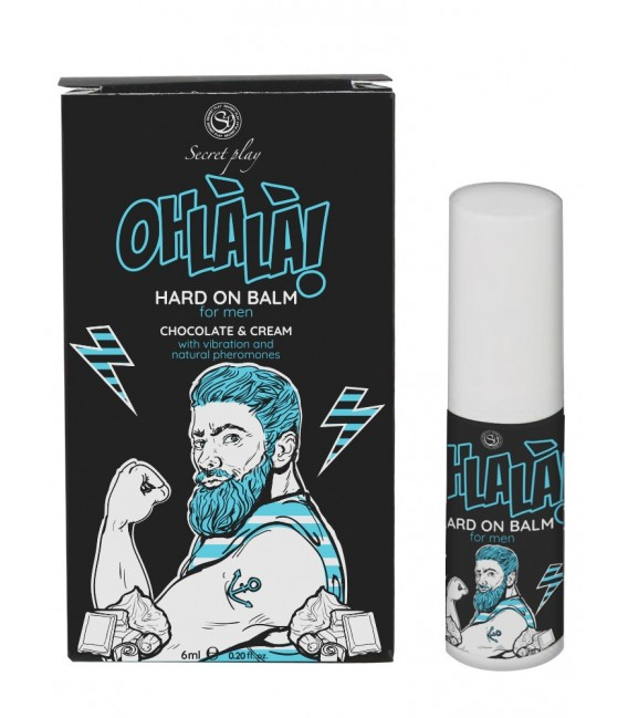 CREMA OHLALA CHOCOLATE/NATA 6ML SECRET