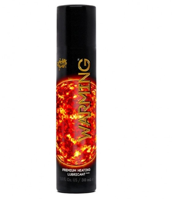 LUBRICANTE WARMING WET 30ML