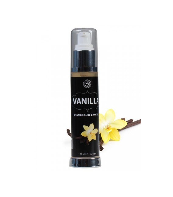 LUBRICANTE 2-1 VAINILLA CALOR SECRET