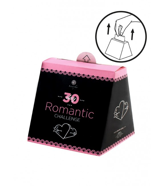 JUEGO 30 DAY ROMANTIC SECRET