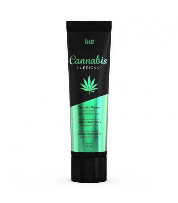 LUBRICANTE CANNABIS 100ML INTT