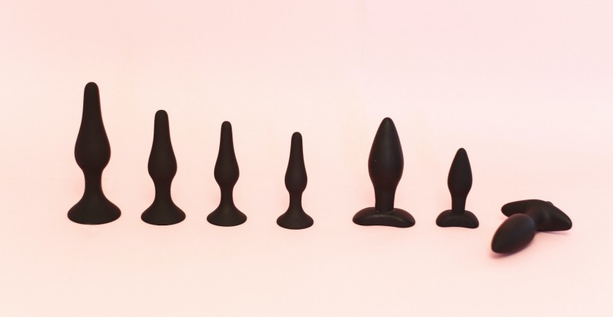 Guía de sexo anal para principiantes